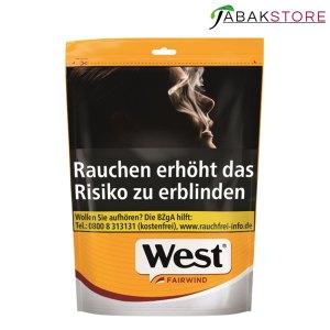 West-Yellow-Volumen-Tabak-200g-Zip-Beutel