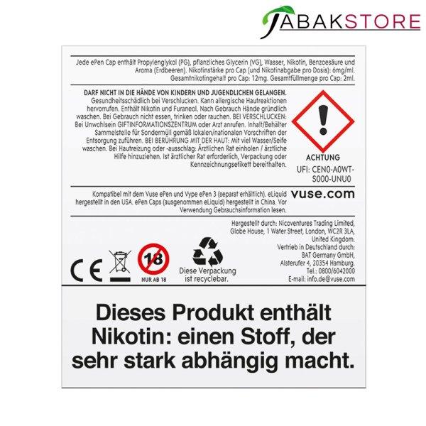 Vuse-ePen-Caps-Original-Strawberry-6-mg-rückseite