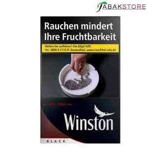 Winston-Black-Zigaretten