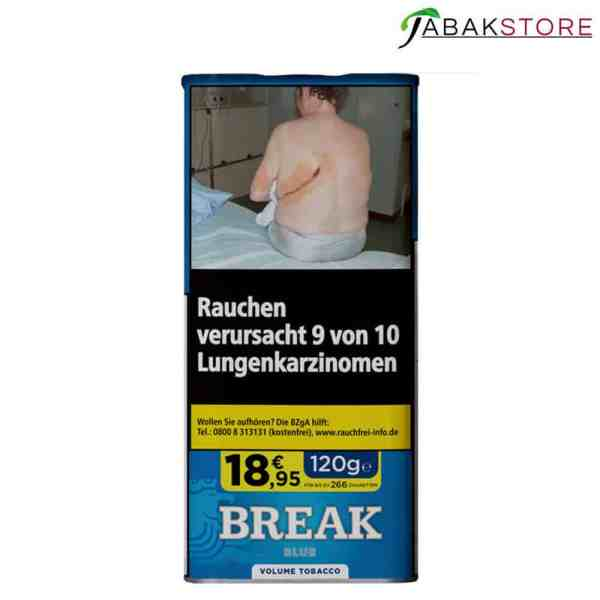 Break-Blue-120-Gramm-Tabak-zu-18,95-Euro