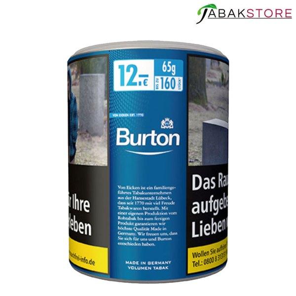 Burton-Blue-Volumentabak-mit-65-gr.-Inhalt-zu-12,00-Euro