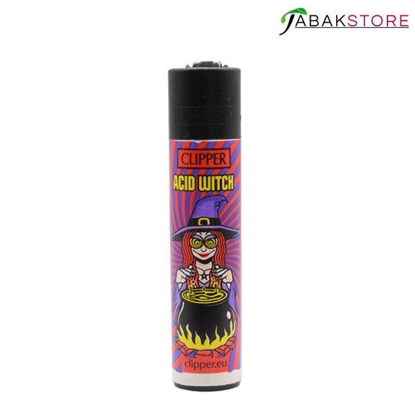 Clipper-Acid-Witch-Feuerzeug