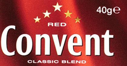 Convent-Red-Drehtabak-Logo