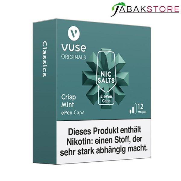 Vuse-epen-3-caps-crisp-mint-links-seitlich-12-mg