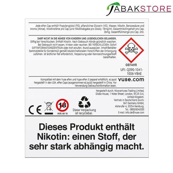 Vuse-epen-caps-crisp-mint-18-mg-rückseite