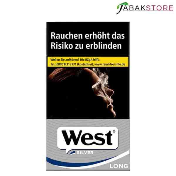 West-Silver-Long-Zigaretten