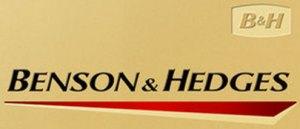 Benson-&-Hedges-Zigaretten-Logo