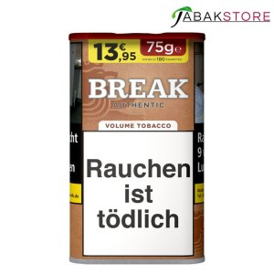 Break Authentic Tabak