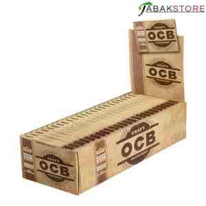OCB-Craft-Blättchen-Ungebleicht-1x100
