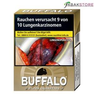 Buffalo-Gold-5,95-Euro-23-Zigaretten
