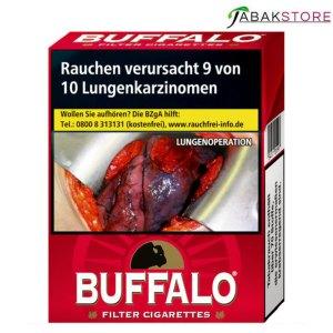 Buffalo-Red-5,95-Euro-mit-23-Zigaretten