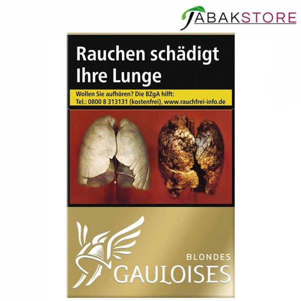Gauloises-Gold-Zigaretten