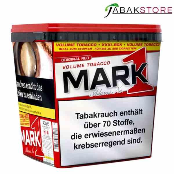 Mark1-volumentabak-400g-eimer