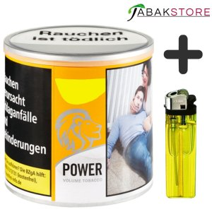 power-gelb-volumentabak-dose