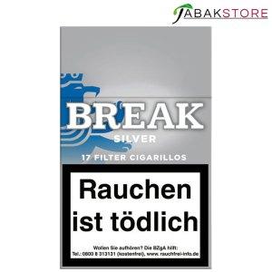 Break-Silver-Zigarillos