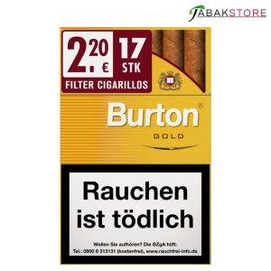 Burton-Gold-Zigarillos