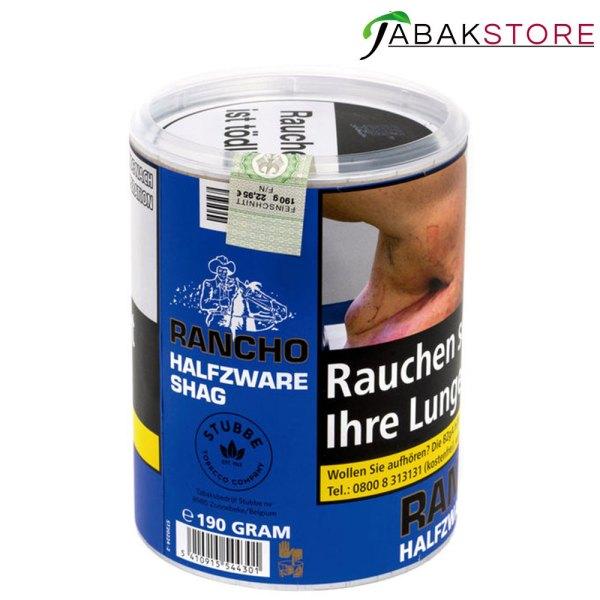 rancho-halfzware-shag-190g-tabak-dose