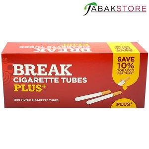 Break-Plus-Filterhülsen