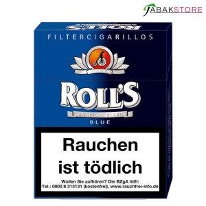 Rolls-Blue-Zigarillos