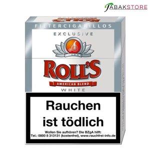 Rolls-White-Zigarillos