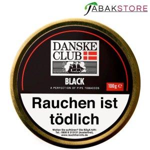 dankse-club-black-100g-pfeifentabak-dose