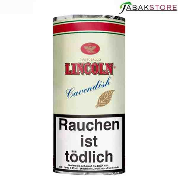 Lincoln-Cavendish-Tabak-11,10euro