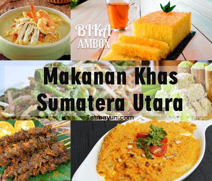 Inilah 20+ Makanan Khas Sumatera Utara yang Wajib Kamu Coba!