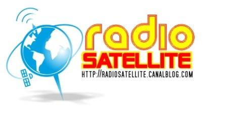 radio satellite faureste jaune et rouge