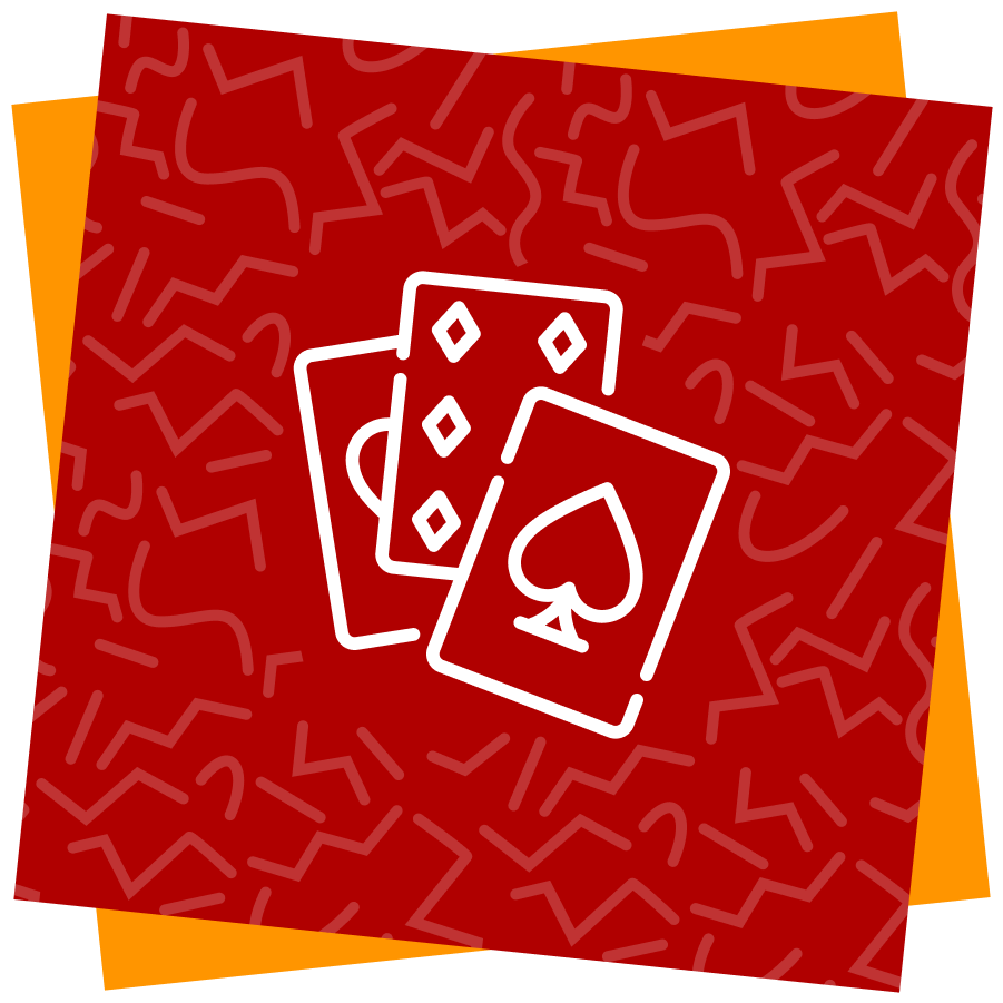 Illustration of playing cards