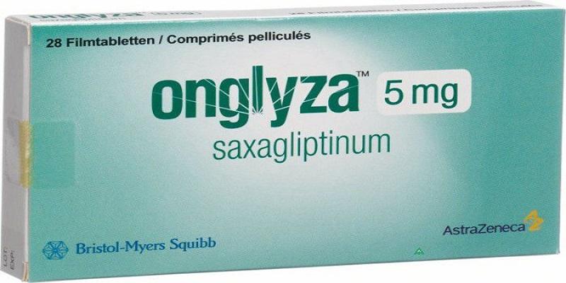 دواء اونجليزا Onglyza لمرض السكري الجرعات والمحاذير