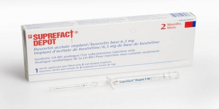 دواء سوبرفاكت Suprefact لعلاج سرطان البروستاتا