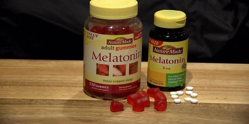 دواء ميلاتونين Melatonin للنوم الجرعات والآثار الجانبية