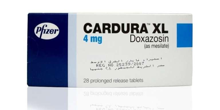 دواعي استخدام كاردورا Cardura XL الجرعات والمحاذير