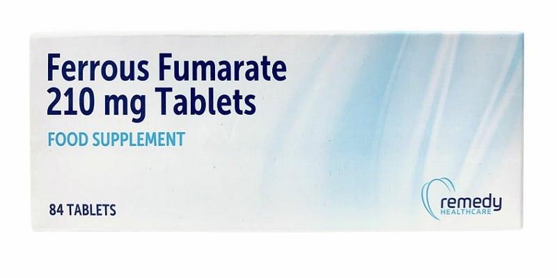 فورمات الحديد Ferrous fumarate