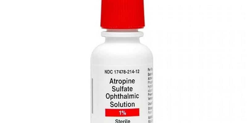 قطرة العين اتروبين Atropine طريقة الاستخدام والمحاذير