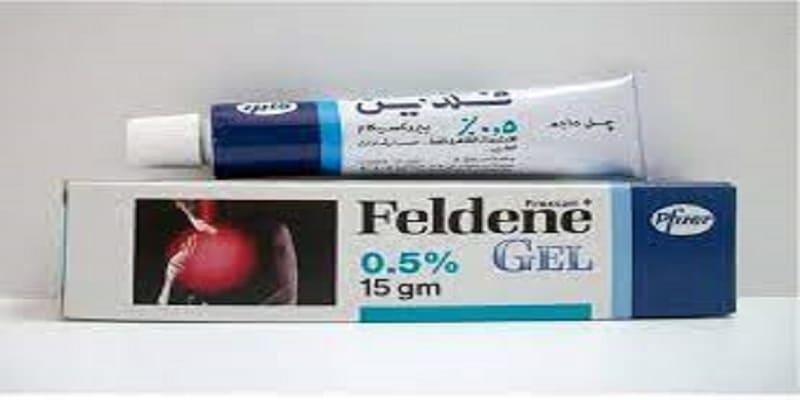 جل فلدين Feldene دواعي الاستخدام المحاذير والآثار الجانبية