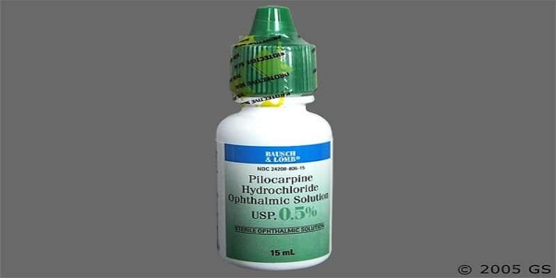قطرة العين بيلوكاربين Pilocarpine للجلوكوما كيفية الاستخدام والمحاذير