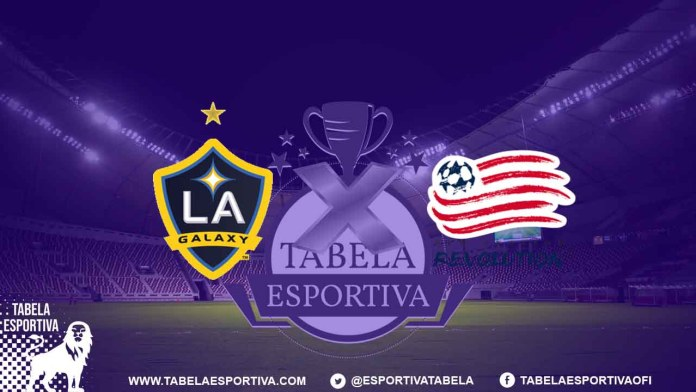Onde a assistir a Los Angeles Galaxy x New England 02/06/2019 – MLS