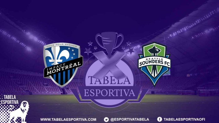 Onde a assistir a Montreal Impact x Seattle Sounders 05/06/2019 – MLS