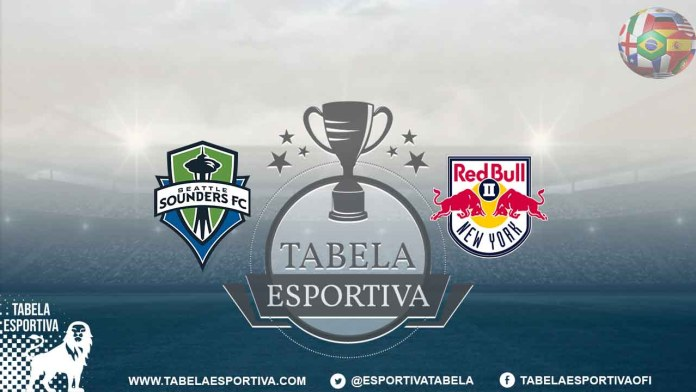 Onde a assistir a Seattle Sounders x New York RB 15/09/2019 – MLS