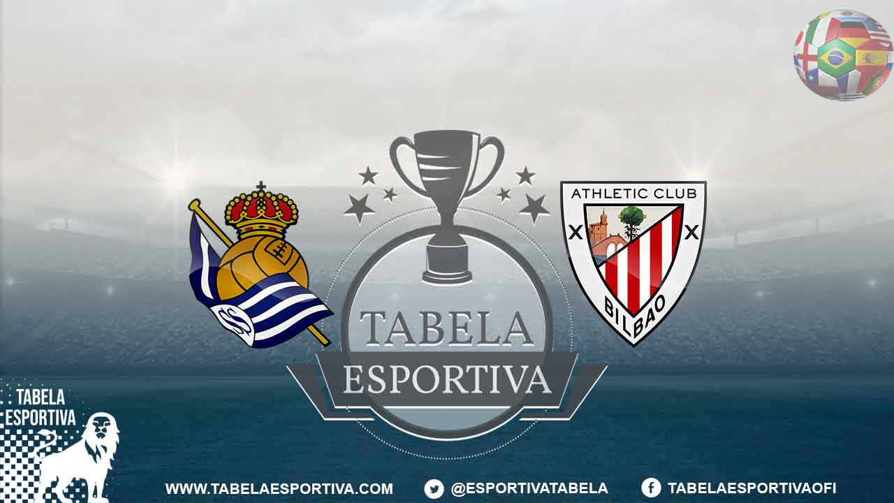 Real Sociedad X Athletic Bilbao Onde Assistir AO VIVO
