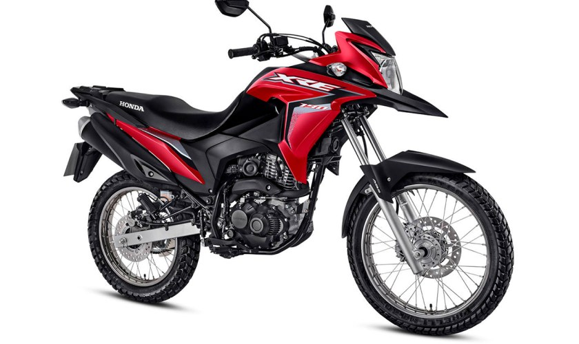 XRE 190 ABS Veja as atualizações desenvolvidas da Honda