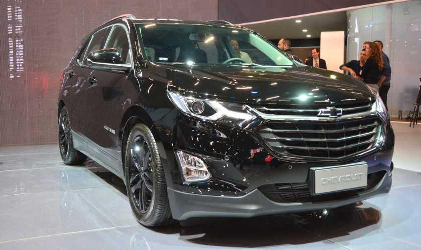 Chevrolet terá 11 lançamentos no País em 2019