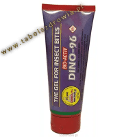 dino-96-zel na ukąszenie owadów