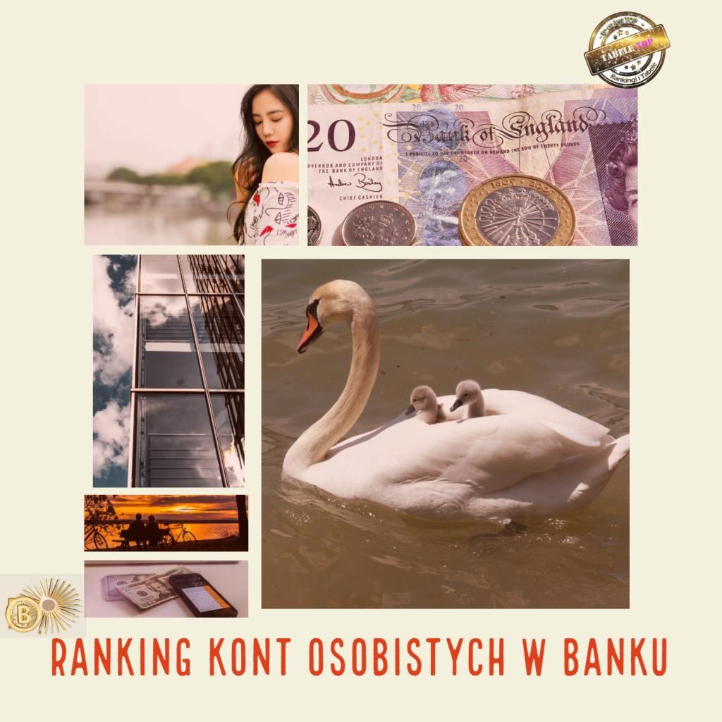 ranking kont osobistych w banku