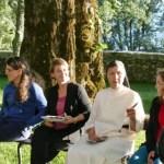 Temps fraternel avec les soeurs de Chalais