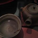 茶々工房 - 二煎目のお湯ももらえます