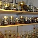 しもきた茶苑大山 - 茶審査技術競技(日本茶の聞き茶を競う大会)の多数入賞経験アリ、というお茶一家