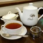 Tea&Cake Grace - ウバ(500円+税)
