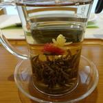 茶語 - 工芸茶「心心相印」